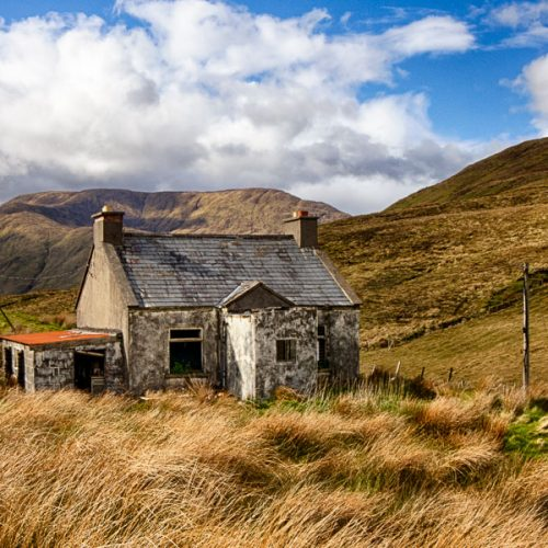 Michael Gissane Photography Ireland Connemara Cottage Lenanne