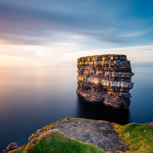 Michael Gissane Photography Ireland Downpatrick Head Cliff