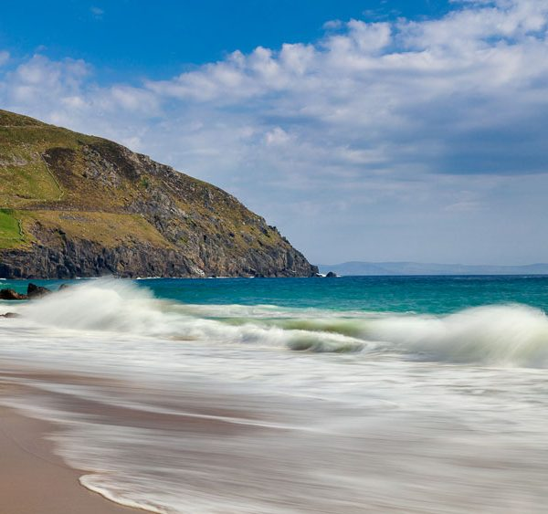 Michael Gissane Photography Ireland Coumeenole Beach Surf