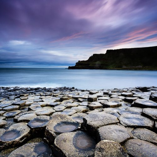 Michael Gissane Photography Ireland Giant's Causeway Sunrise