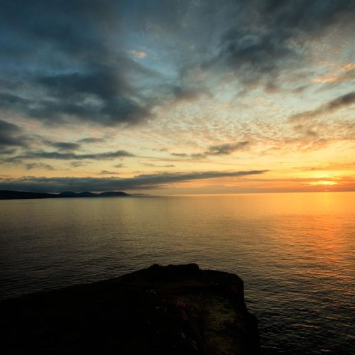Michael Gissane Photography Ireland Mayo Coast Sunset