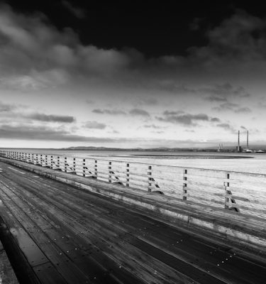 Michael Gissane Photography Irish Photography Wooden Bridge Clontarf