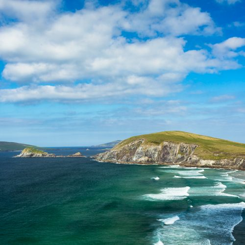 Michael Gissane Photography Slea Head Blue Skies