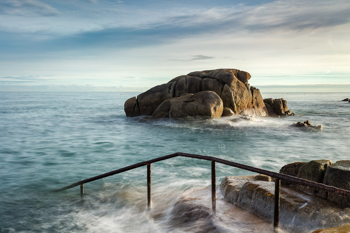 Michael Gissane Photography Ireland Forty Foot at High Tide