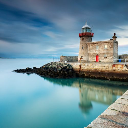 Michael Gissane Photography Ireland Howth Lighthouse at Dusk