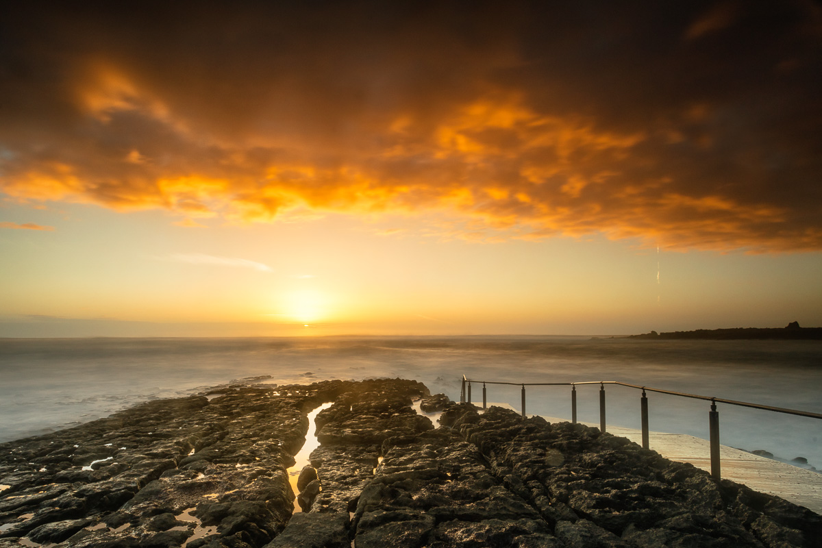 Michael Gissane Photography Ireland Sunset