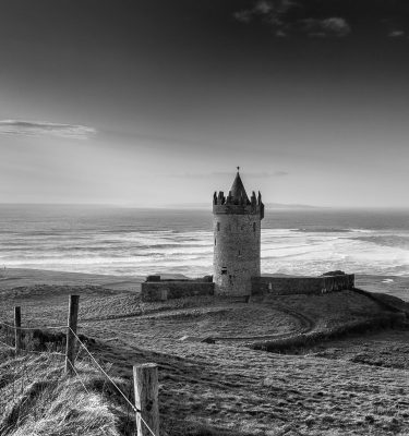 Michael Gissane Photography Ireland Castle, Doolin