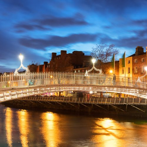 Michael Gissane Photography Ireland Bridge wide