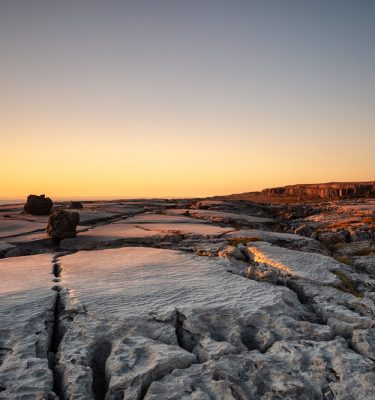 Michael-Gissane-Photography-Ireland-Sunset-over-the-Burren