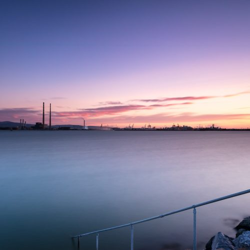 Michael-Gissane-Photography-Ireland_North_Bull_Wall_Clontarf_Sunset