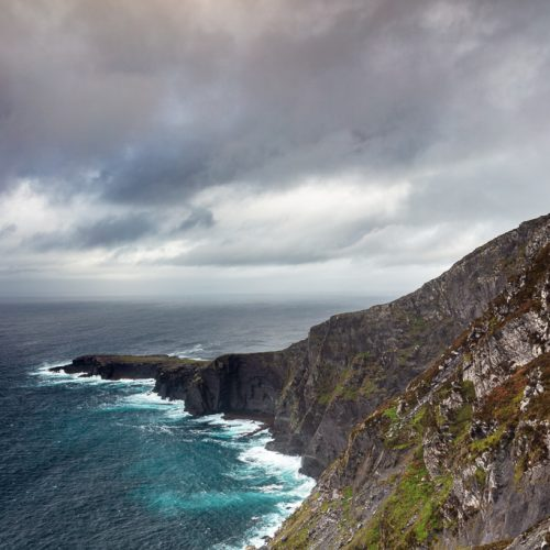 Michael-Gissane-Photography-Ireland- Fogher-Cliffs-Valentia-before-the-Storm