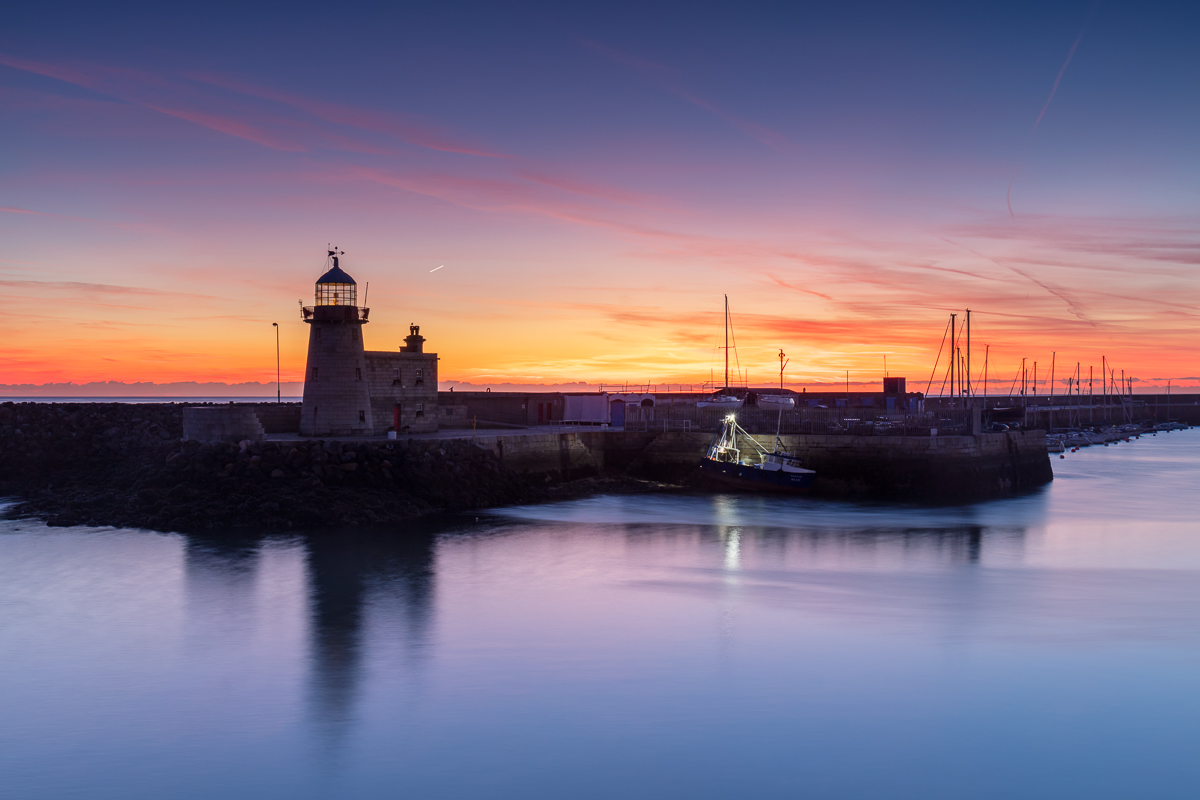 Michael-Gissane-Photography-Howth-Lighthouse-Sunrise