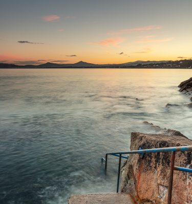 Michael-Gissane-Photography-Ireland_Baths_Sunset2_Dalkey
