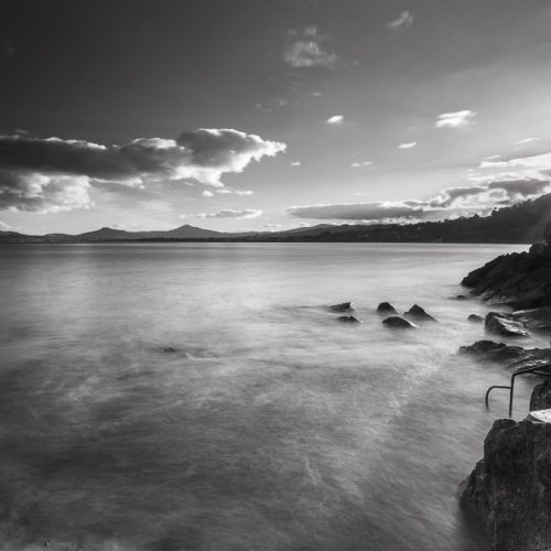 Michael-Gissane-Photography-Ireland-monochrome-dalkey-vico-baths-sea-eastcoast