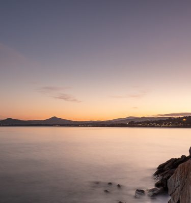 Michael-Gissane-Photography-Ireland_sunset_killiney_dublin_seascape_ireland