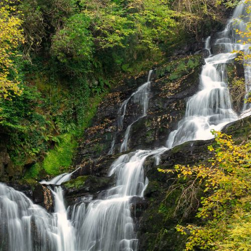 Michael-Gissane-Photography-Ireland-Torc-Waterfall-Killarney-landscape-autumn