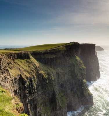 Michael-Gissane-Photography-Ireland-Clare-Landscape-clouds-contrast-wildatlantic-CliffsofMoher-evening-light-doolin-liscannor-skies-ocean