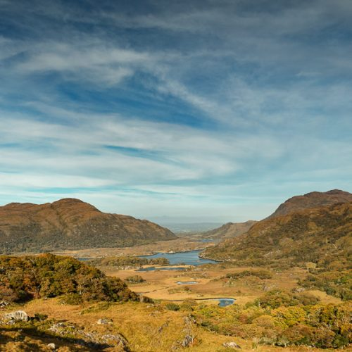 Michael-Gissane-Photography-Ireland-Clare-Landscape-Ladies-View-Killarney-lakes-mountains-kerry-kenmere-autumn-clouds