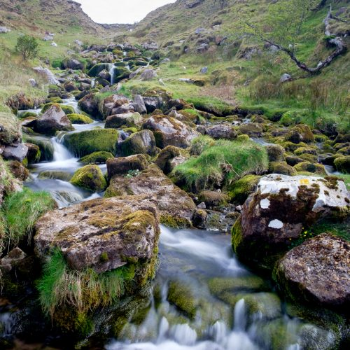 Michael-Gissane-Photography-Ireland-Landscape-wildatlanticway-lukesBridge-Sligo-waterfall-green-rocks-rugged-beautifuireland-lovelireland