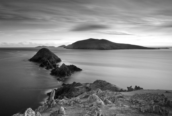 Michael-Gissane-Photography-Ireland-Landscape-wildatlanticway-dingle-coast-atlantic-sleepinggiant-blaskets-islands-sunset-westofireland-kerry-westkerry-dunmorehead-clouds-sky-islands-ireland-sleahead