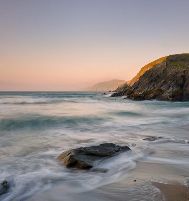 West_Ireland_Coast_Dingle_kerry_landscape_photography_mgissane_sunset_atlantic_ocean__travel_irish_pink_sleepinggiant_blaskets_dunquin_Coumeenole_beach_sunrise